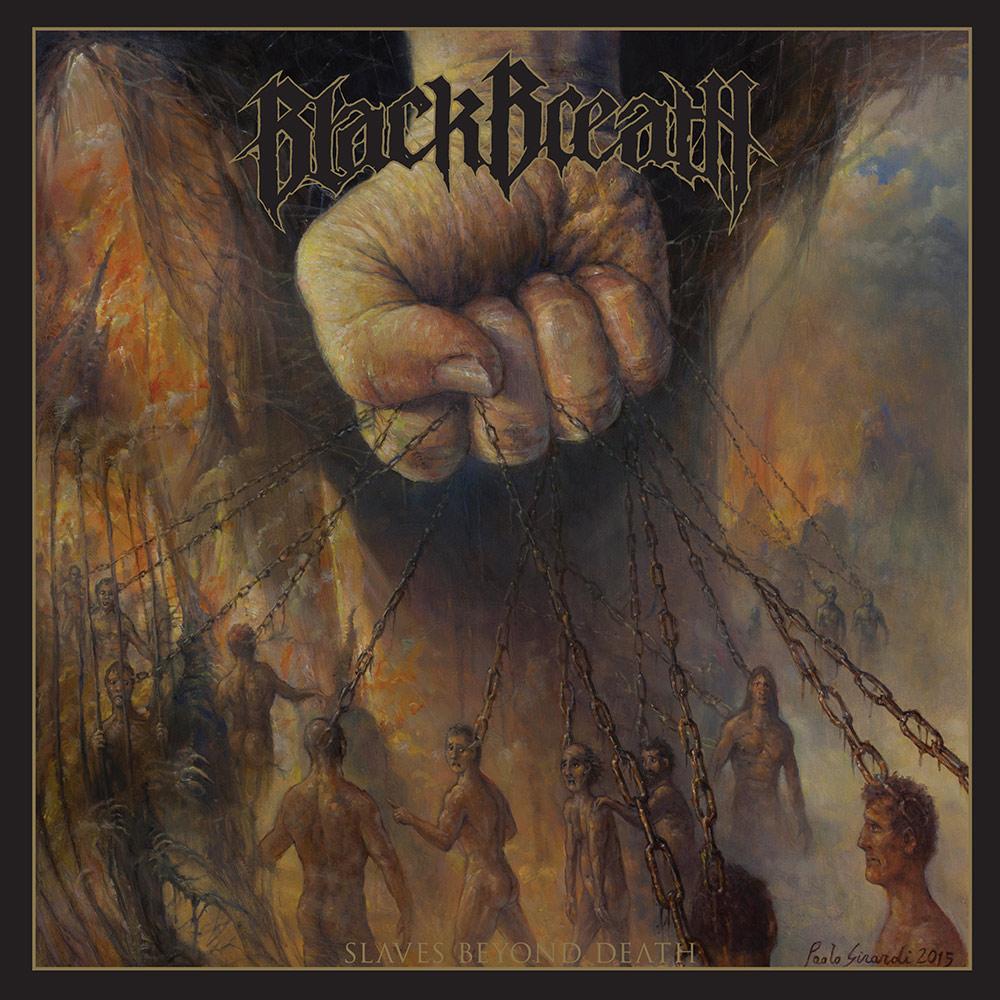 Black Breath - Slaves Beyond Death