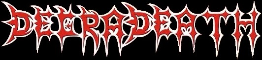 Degradeath - Logo