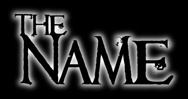 The Name - Logo