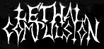 Lethal Compulsion - Logo