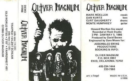 Oliver Magnum - 01986