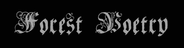 Forest Poetry - Logo