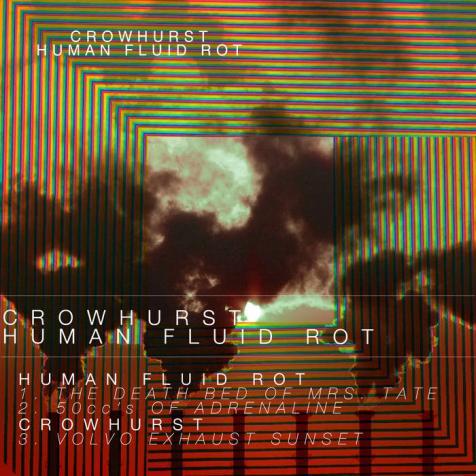 Crowhurst - Human Fluid Rot / Crowhurst