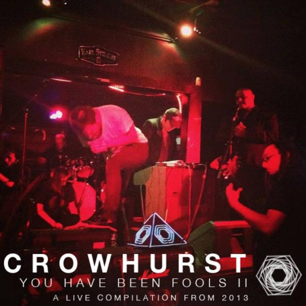 Crowhurst - You Have Been Fools II - A Live Compilation from 2013