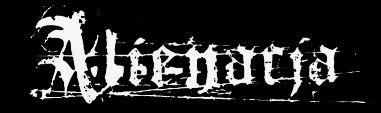Alienacja - Logo