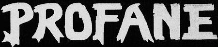 Profane - Logo