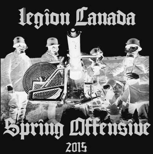 Lesch-Nyhan / Conjuror / Verräter / Phantasmal - Spring Offensive 2015