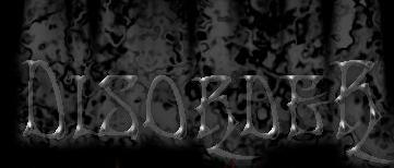 Disorder - Logo