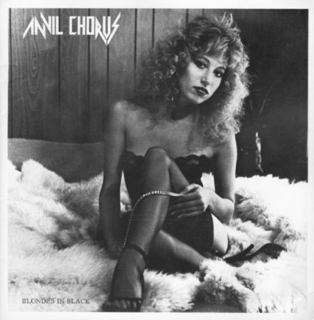 Anvil Chorus - Blondes in Black
