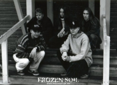 Frozen Soil - Photo