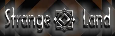 Strange Land - Logo