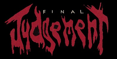 Final Judgement - Logo