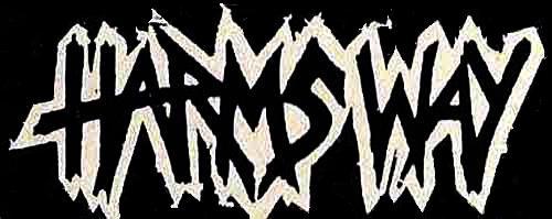 Harms Way - Logo