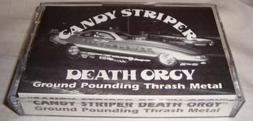 Candy Striper Death Orgy - Ground Pounding Thrash Metal