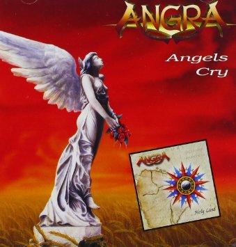 Angra - Angels Cry /  Holy Land