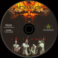 In Flames / Meshuggah - Nothing / Reroute to Remain