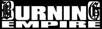 Burning Empire - Logo