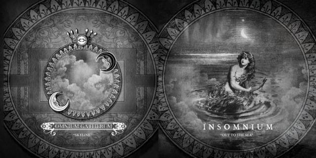 Insomnium / Omnium Gatherum - Out to the Sea / Skyline