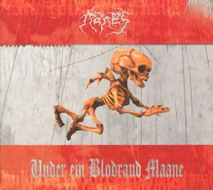 Manes - Under ein blodraud maane