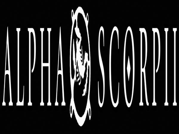 Alpha Scorpii - Logo