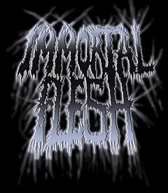 Immortal Flesh - Logo
