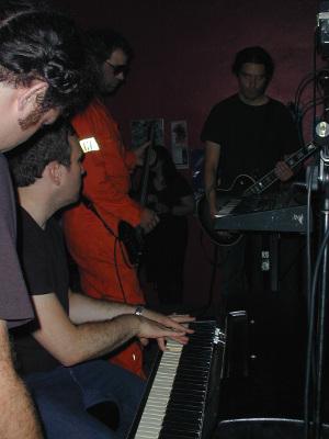 Sunn O))) - 2002.08.09, Blackbird, Portland, The United States