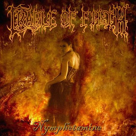 cradle of filth. Cradle of Filth gt; Nymphetamine