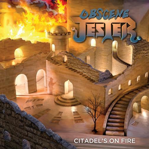 Obscene Jester - Citadels on Fire