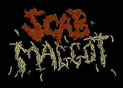 Scab Maggot - Logo