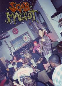 Scab Maggot - Photo