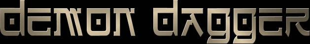 Demon Dagger - Logo
