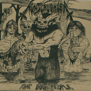 Nunslaughter - The Bog People