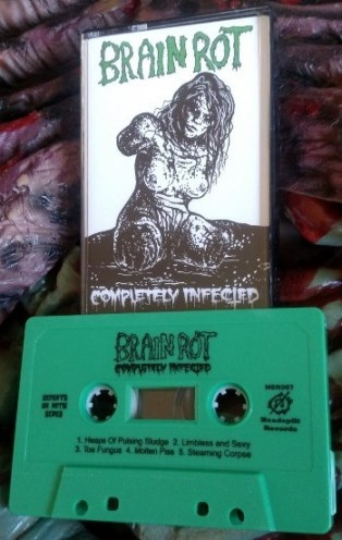 Brain Rot - Completely Infected