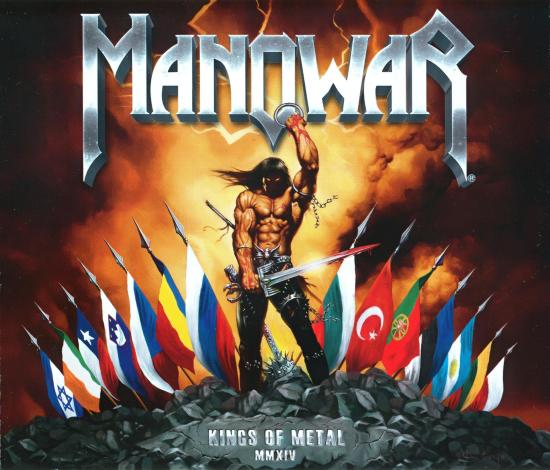 Manowar - Kings of Metal MMXIV