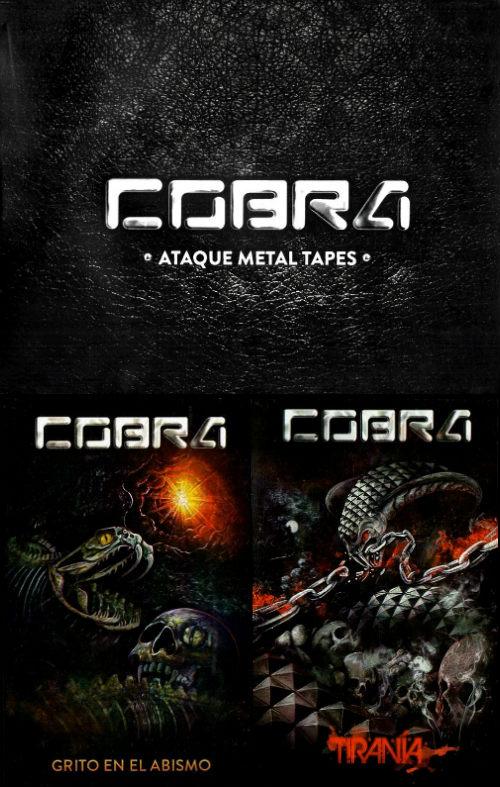 Cobra - Ataque Metal Tapes
