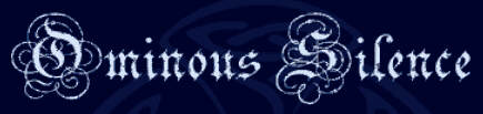 Ominous Silence - Logo