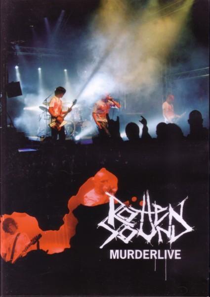 Rotten Sound - Murderlive