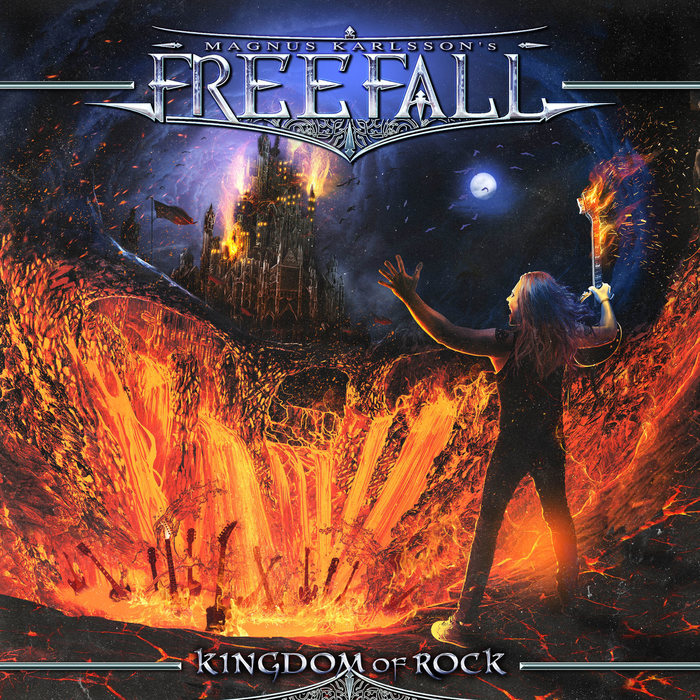 Magnus Karlsson's Free Fall - Kingdom of Rock