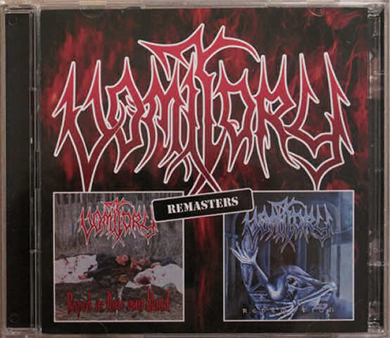 Vomitory - Raped in Their Own Blood / Redemption