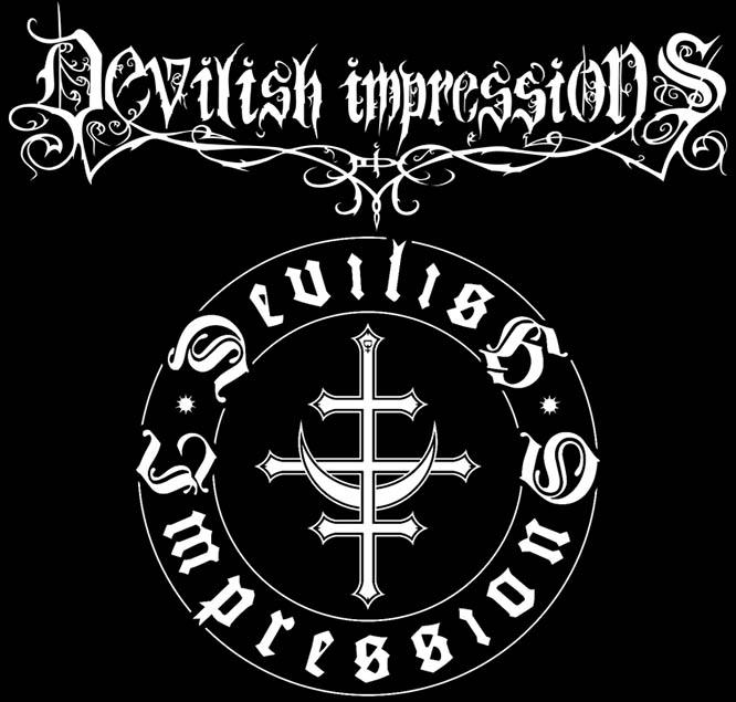 Devilish Impressions - Logo