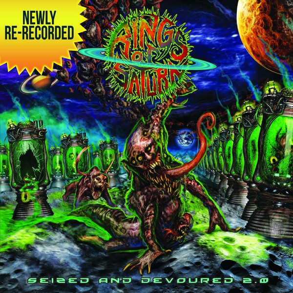 Rings of Saturn - Seized and Devoured 2.0