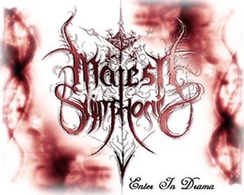Majeste Simphonia - Logo