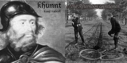 Khünnt - The Afternoon Gentlemen / Khünnt