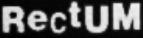 Rectum - Logo