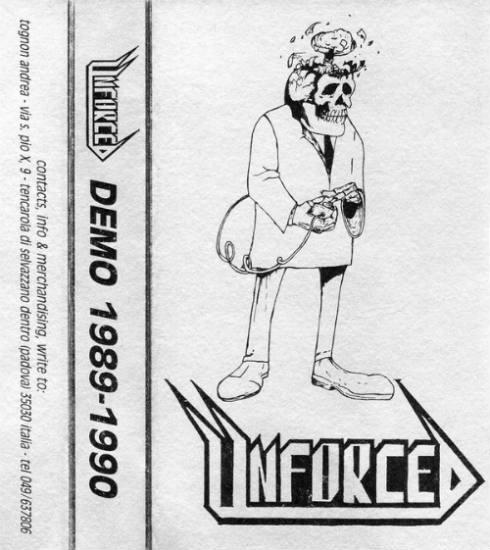 Unforced - Demo 1989-1990