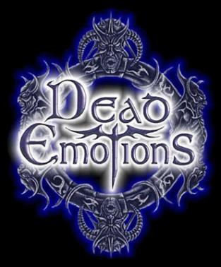 Dead Emotions - Logo