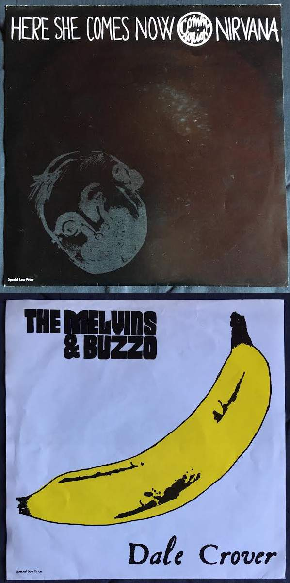 Melvins - Nirvana / Melvins