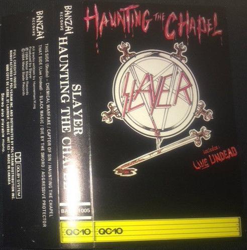 Slayer - Haunting the Chapel - Encyclopaedia Metallum: The
