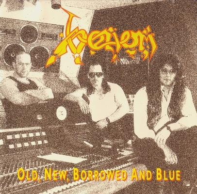Old New Borrowed & Blue cover (Click to see larger picture)