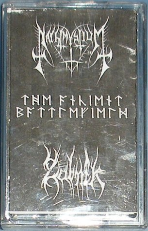Nachtmystium / Zalnik - The Ancient Battlefield